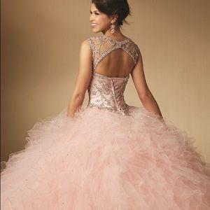 4388ff0c48c Dresses - blush pink 15 dress size 4